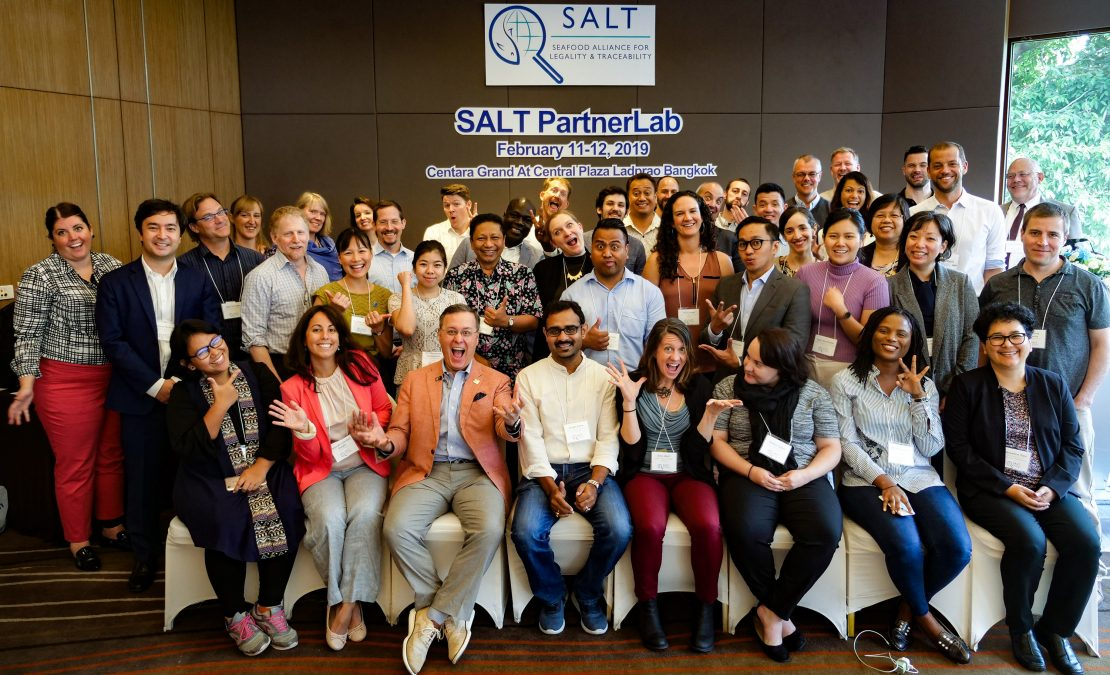 SALT PartnerLab attendees