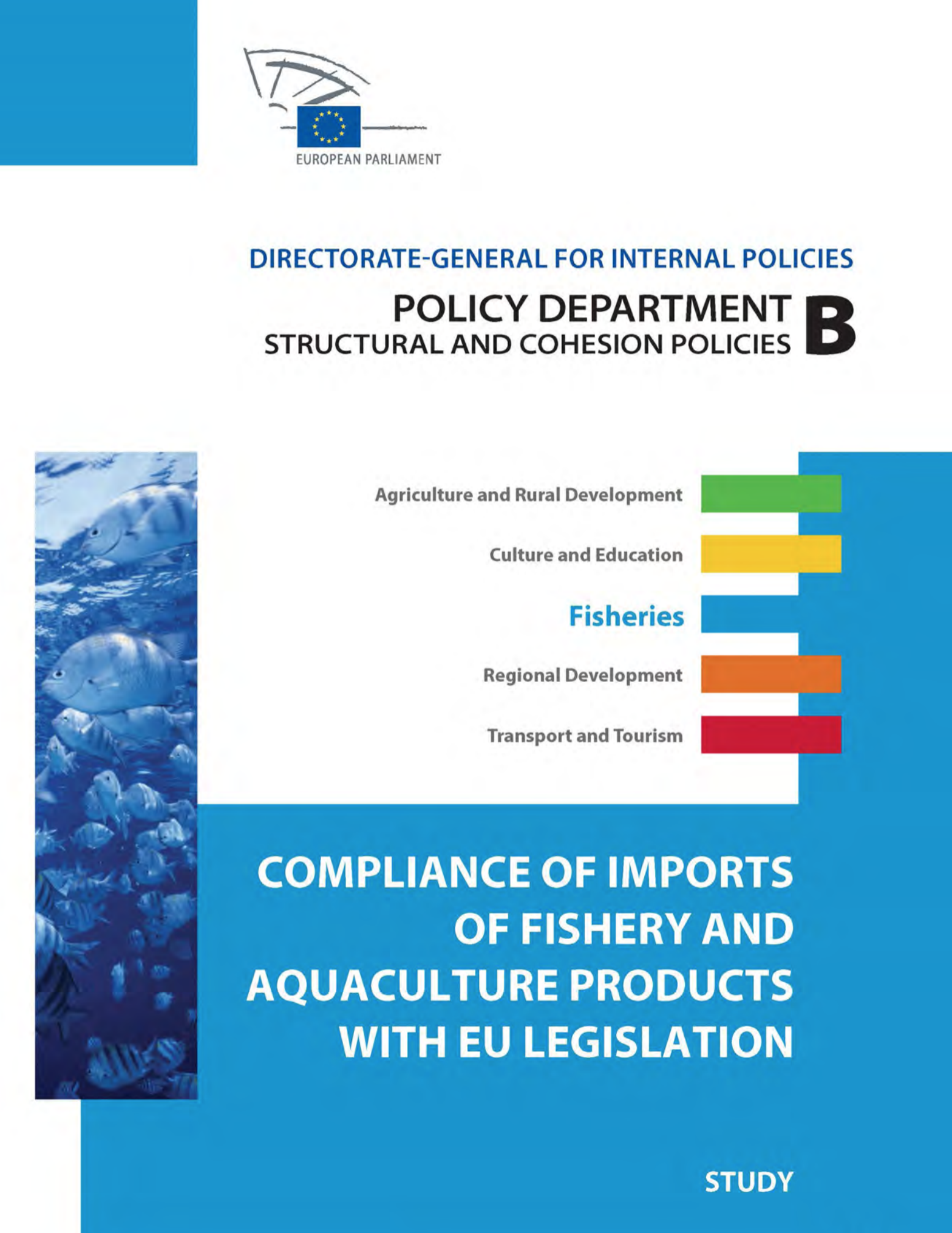 Compliance of Imports of Fishery and Aquaculture Products with EU Legislation