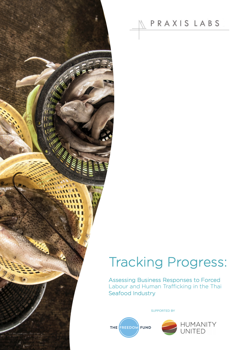 Tracking Progress: Assessing Business Responses to Forced Labor in Thai Seafood Industry