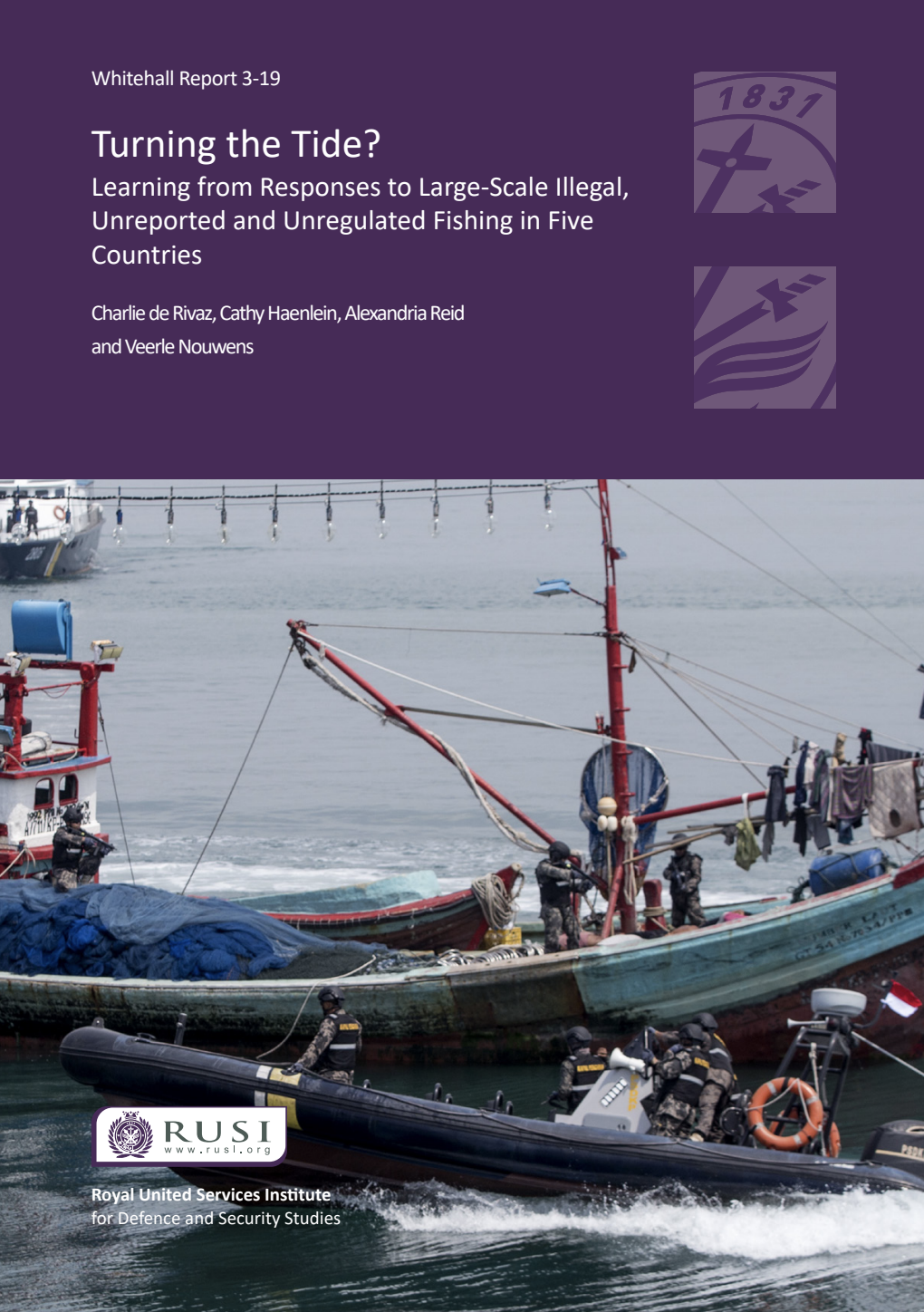 Turning the Tide? Learning from Responses to Large-Scale IUU Fishing in Five Countries