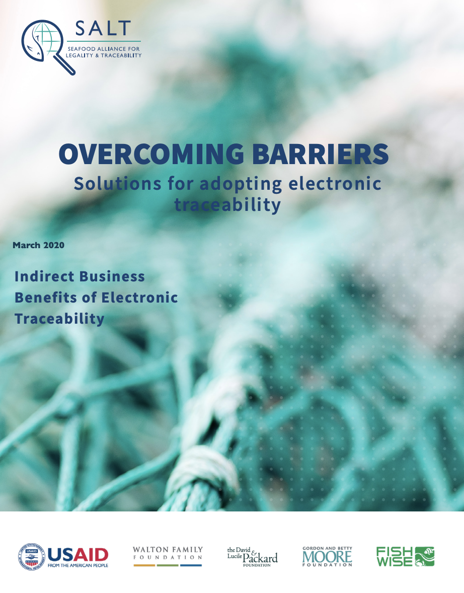 Overcoming Barriers: Indirect Business Benefits of Electronic Traceability