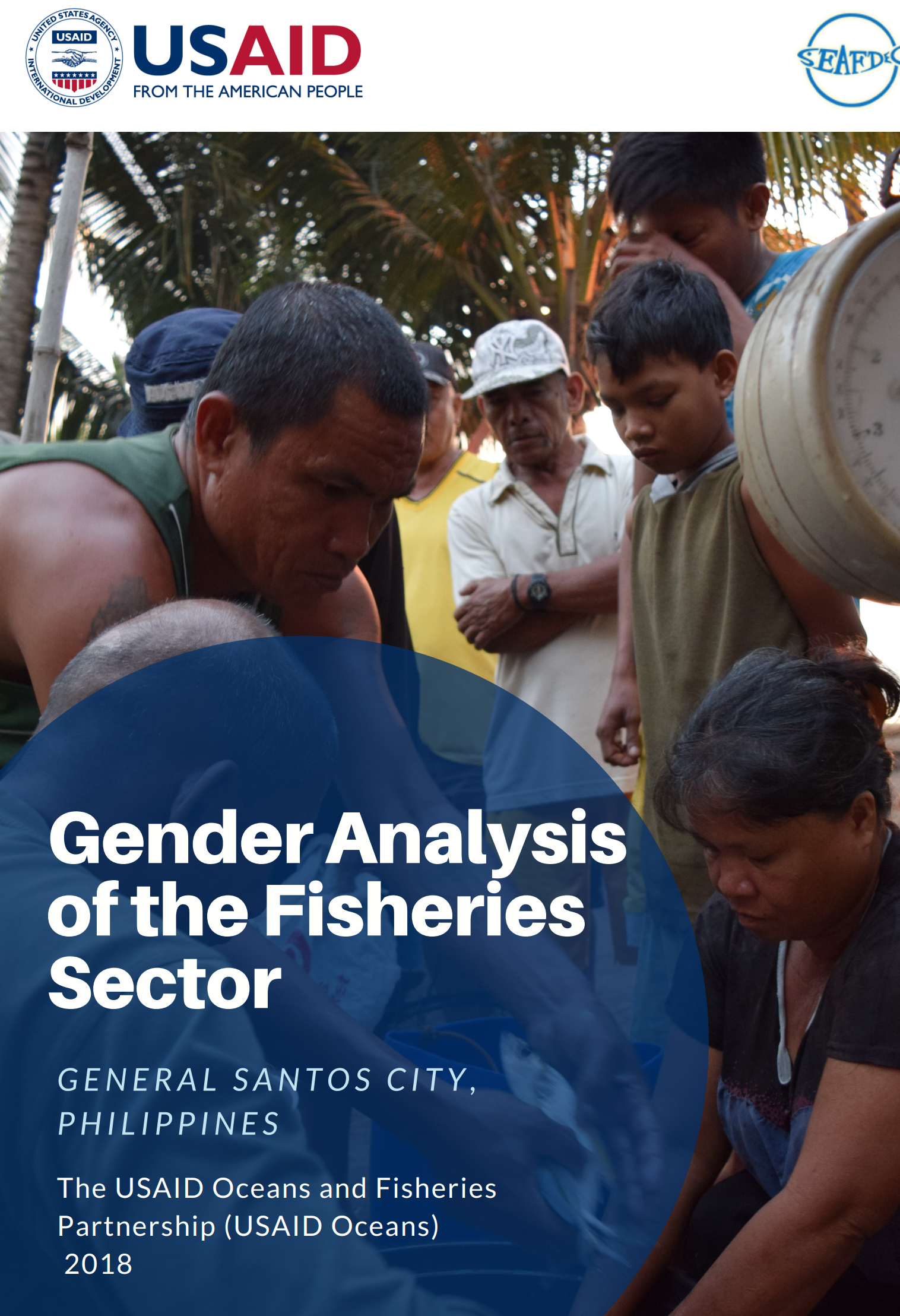 Gender Analysis of the Fisheries Sector