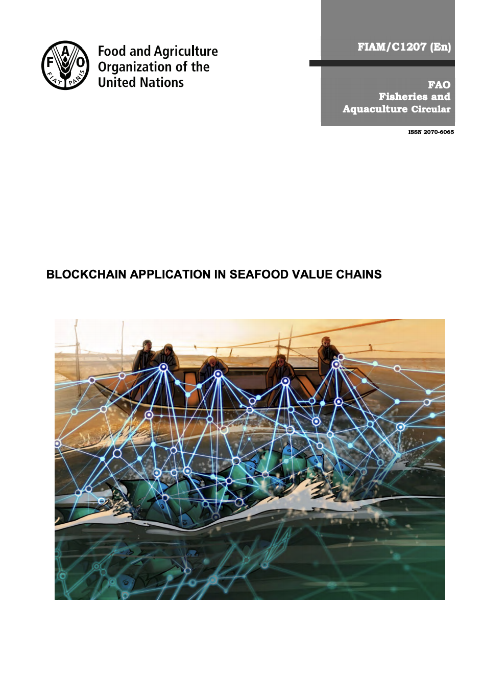 Blockchain Application in Seafood Value Chains