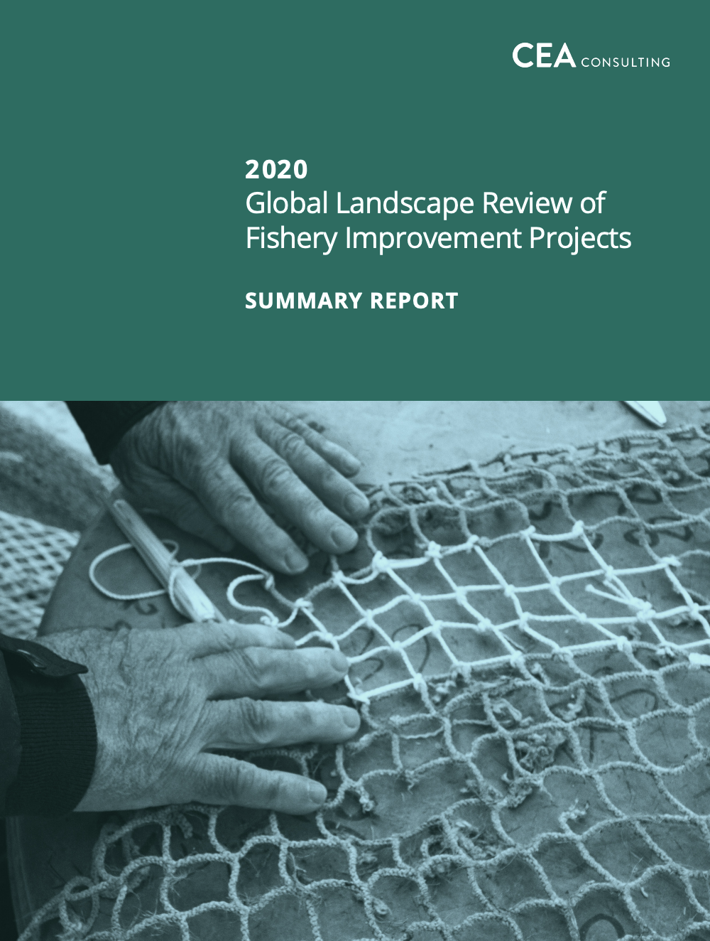 FIP Implementers: Detailed summary of global landscape review of fishery improvement projects