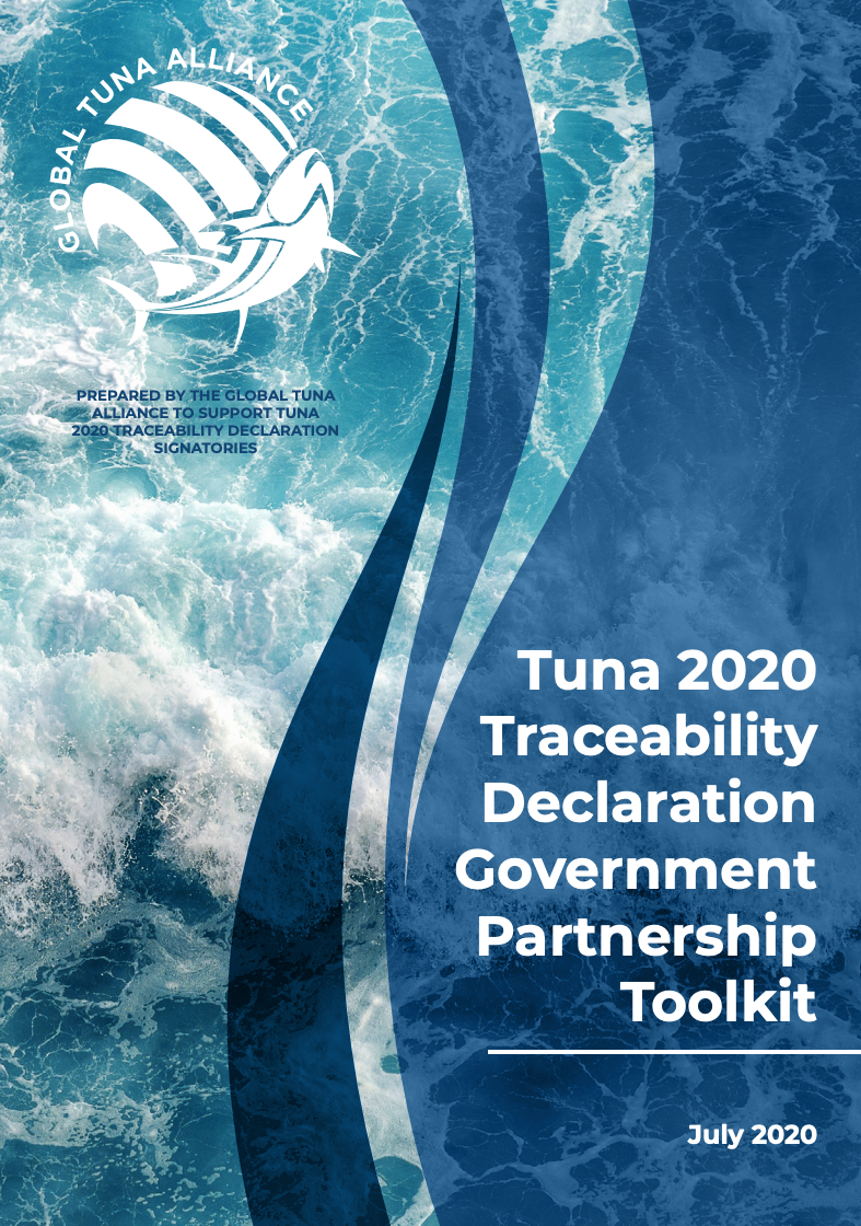 Tuna 2020 Traceability Declaration Government Partnership Toolkit