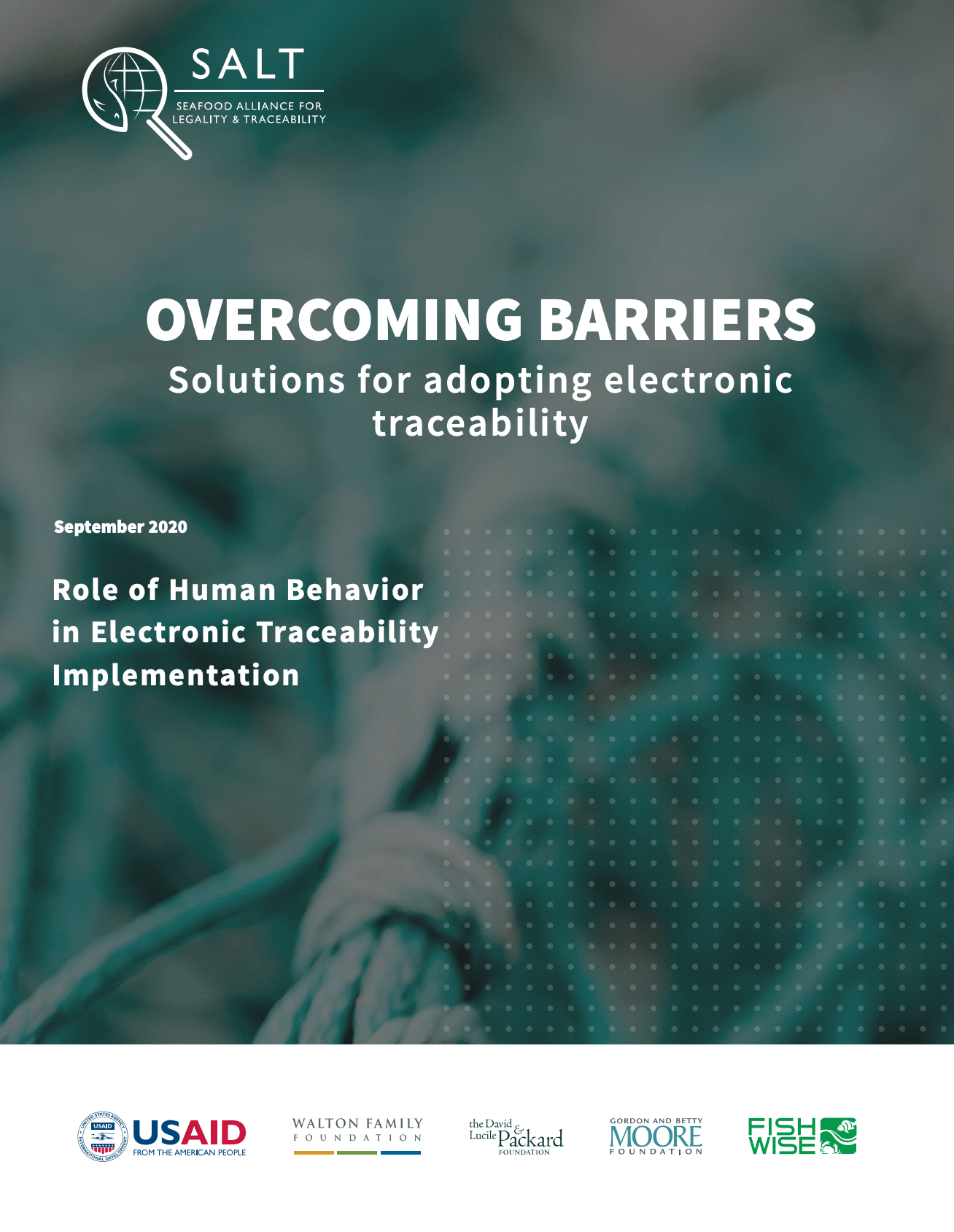 Overcoming Barriers: Role of Human Behavior in Electronic Traceability Implementation