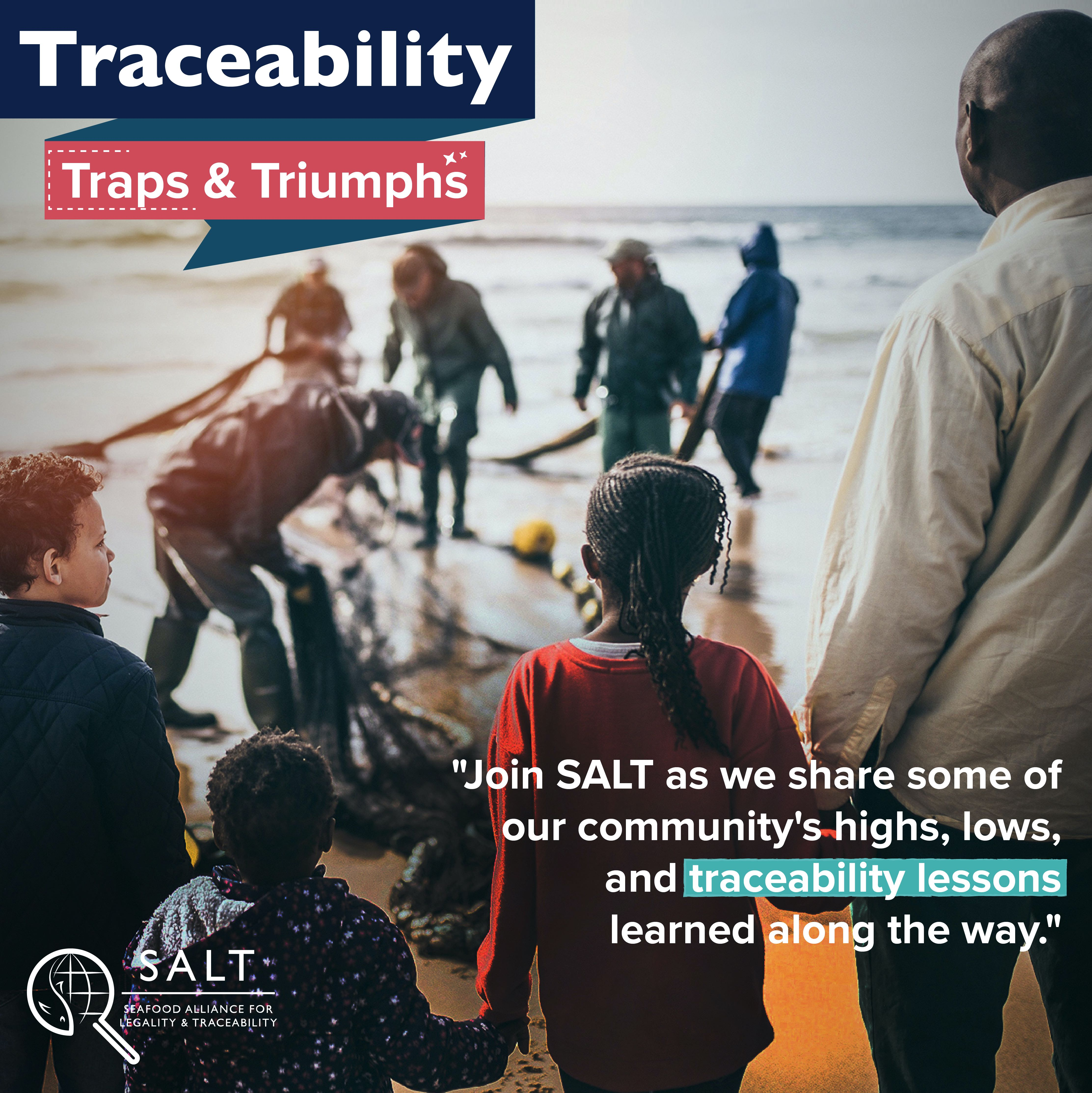 Traceability Traps and Triumphs Webinar