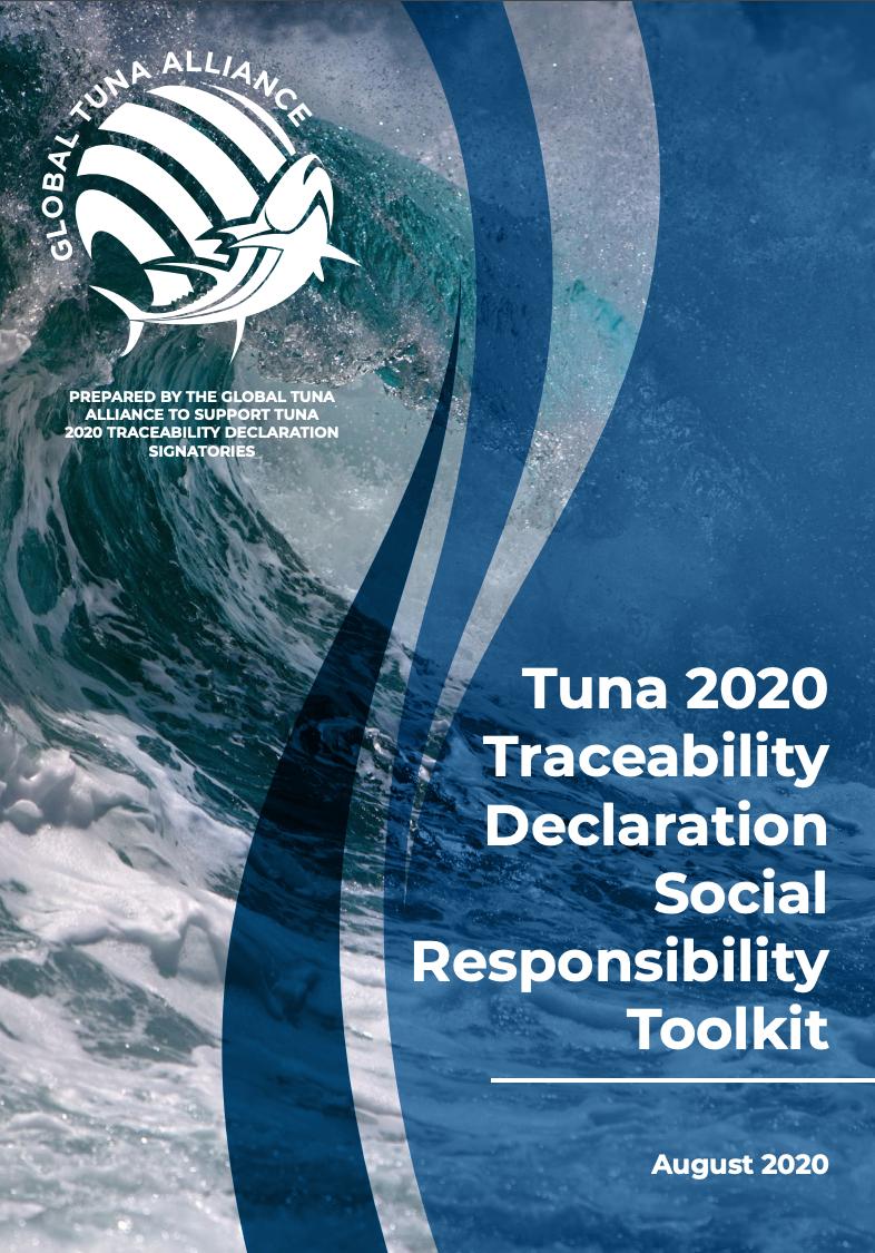Tuna 2020 Traceability Declaration Social Responsibility Toolkit
