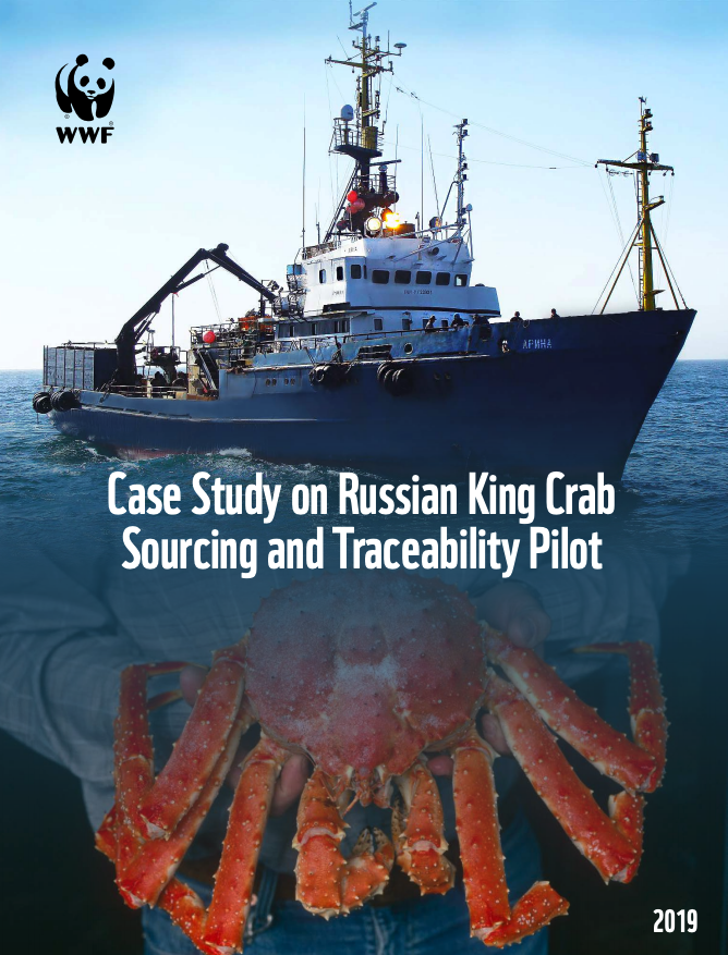 Case Study on Russian King Crab Sourcing and Traceability Pilot