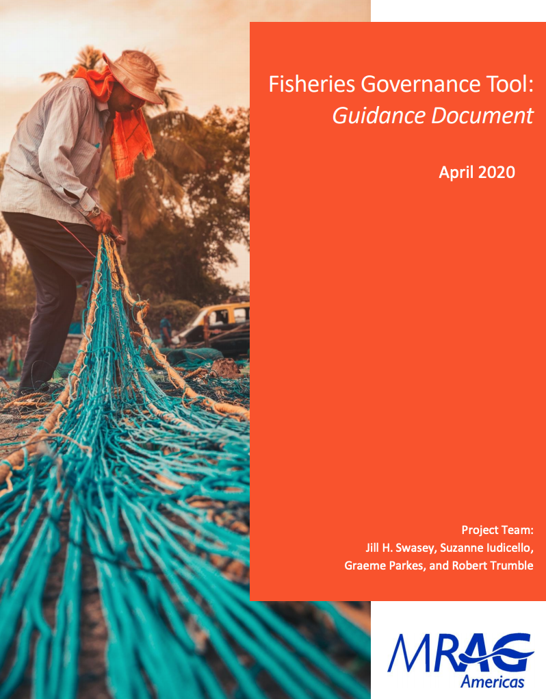 Fisheries Governance Tool: Guidance Document