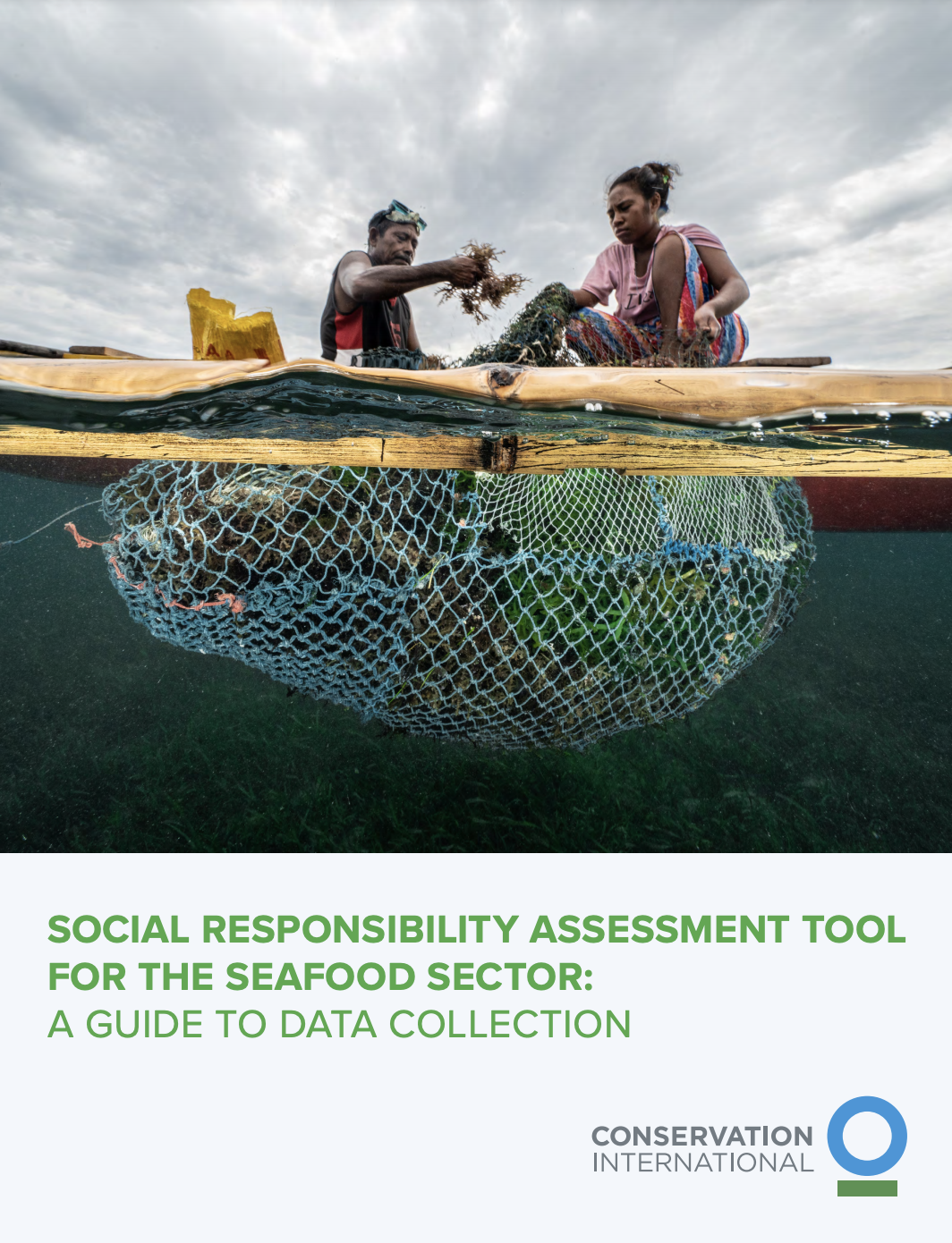 Social Responsibility Assessment Tool for the Seafood Sector: A Guide to Data Collection
