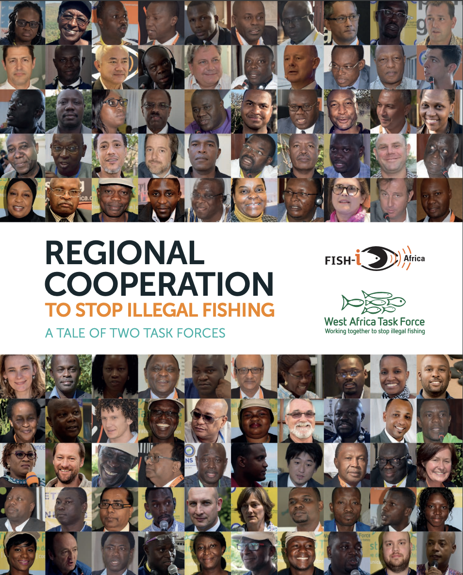 Regional Cooperation to Stop Illegal Fishing: A Tale of Two Task Forces