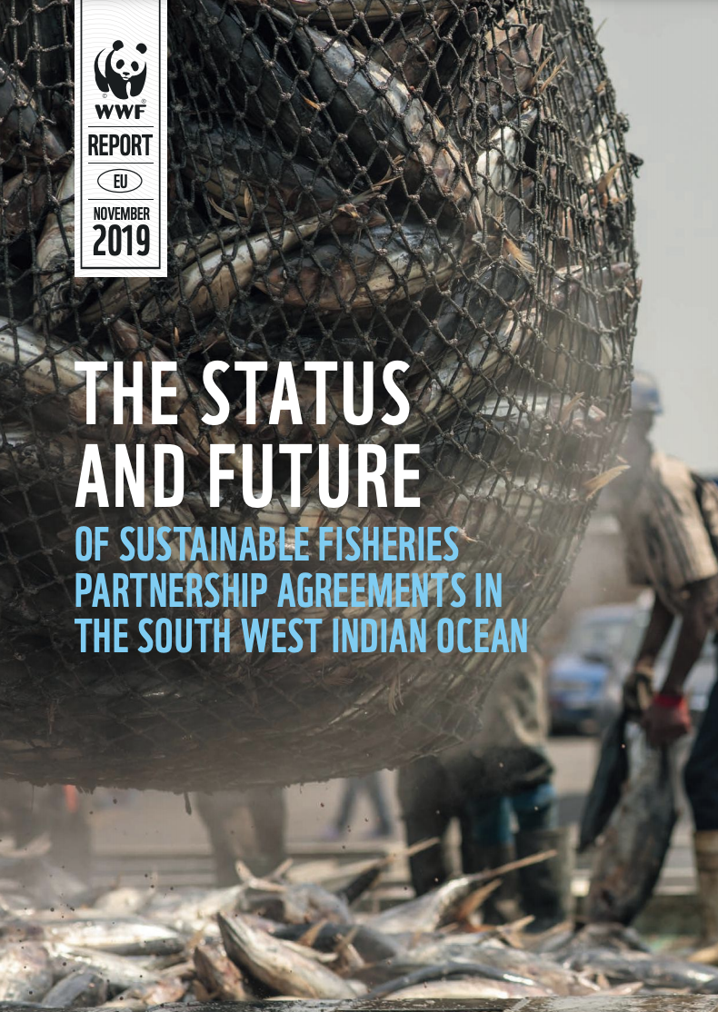 Status and Future of Sustainable Fisheries Partnership Agreements in the South West Indian Ocean