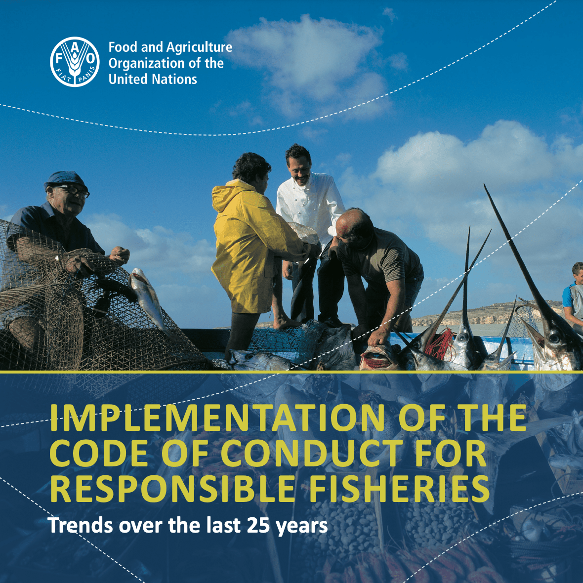 Implementation of the Code of Conduct for Responsible Fisheries -Trends Over the Past 25 Years-