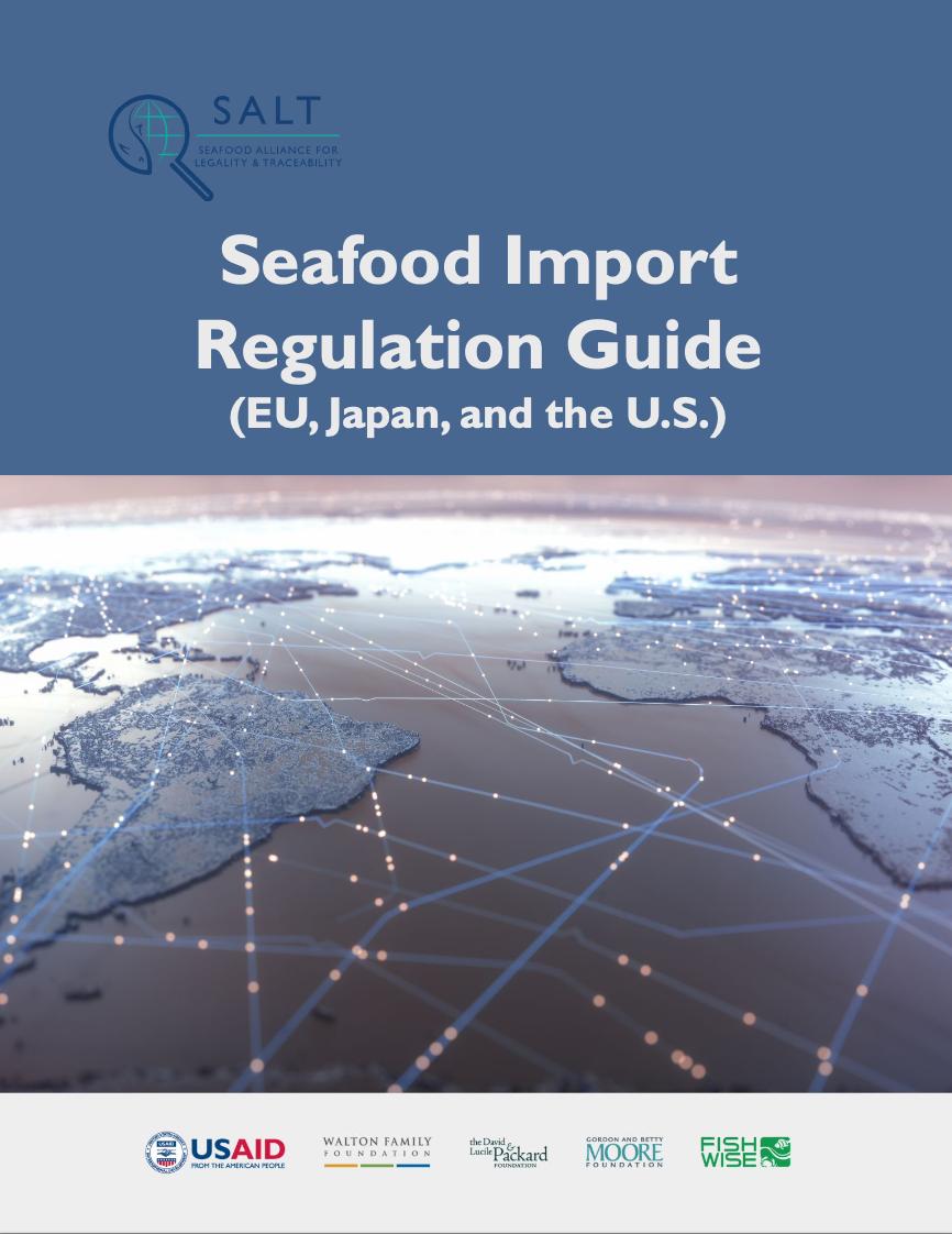 Seafood Import Regulation Guide (EU, Japan, and the U.S.)